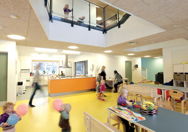 gedsted børnehus bygge år